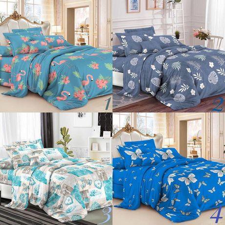 Комплект постельного белья из бязи (оптом и в розницу)