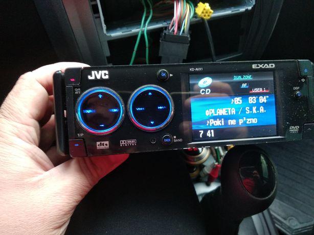 Автомагнитола JVC KD-AVX1