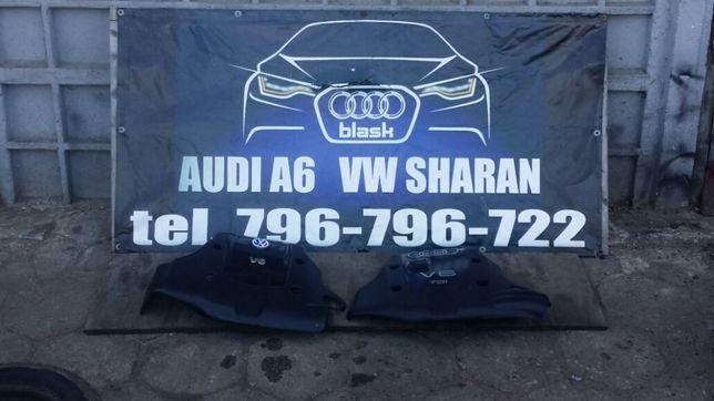 Oslona Silnika Audi/Vw 2.5tdi v6