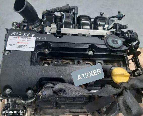 Motor Opel Corsa Meriva Chevrolet Aveo 1.2i 16v 85Cv (2012) Ref.A12XER