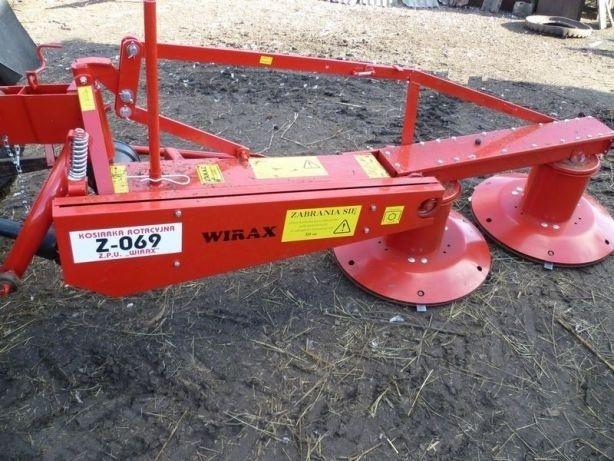 ОРИГИНАЛ Роторная косилка Виракс Косарка роторна Віракс Wirax 1.35 м