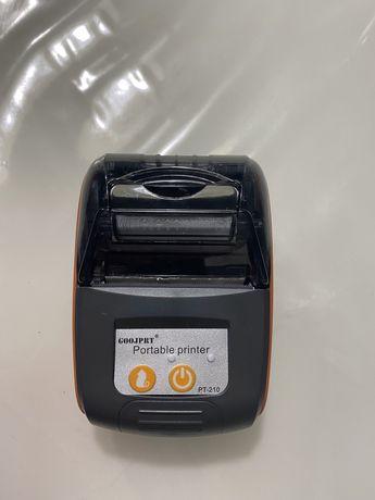 Impressora termica portatil