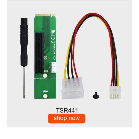 Продам переходник М2 PCI-E M2  pci переходники usb