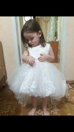Продам роскошное платье
