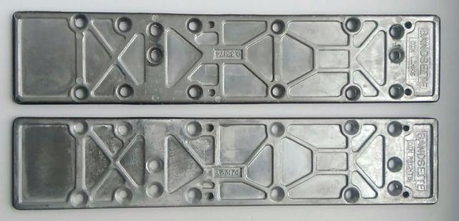 Пластина монтажная GU BKS OTS 510/530 используется с доводчиками