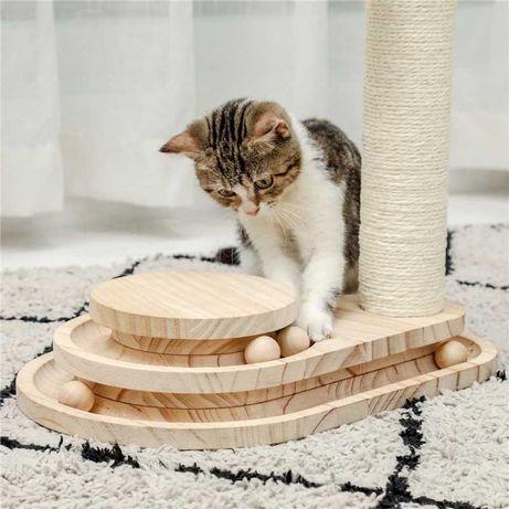 [NOVO] Brinquedo/Arranhador animais pequeno porte cão e gato