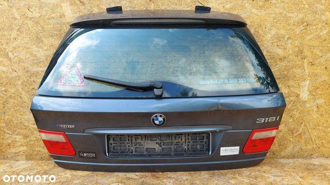 TYLNA KLAPA BAGAŻNIKA TYŁ BMW E46 KOMBI