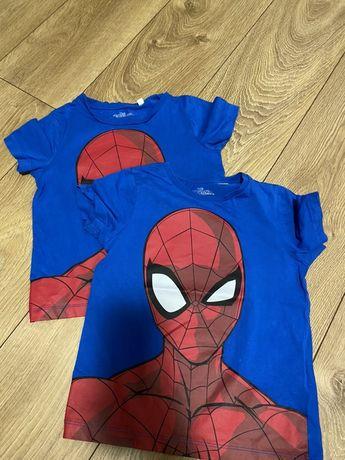 Koszulka spiderman r 110 i 116