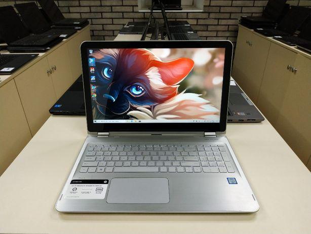 Мощный сенсорный ноутбук,НР Envy, 1Tb, ГАРАНТИЯ \ Для Игра 15,6