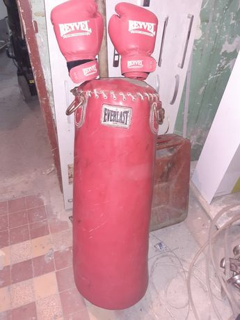 спортивный инвентарь боксёрская груша + боксёрские перчатки в подарок