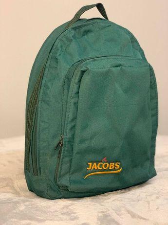 Plecak - Jacobs - ciemno-zielony - JAK NOWY!