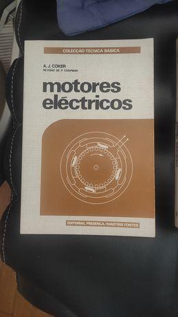 Livros técnicos, Rádio Televisão Motores Electrónica Electricidade