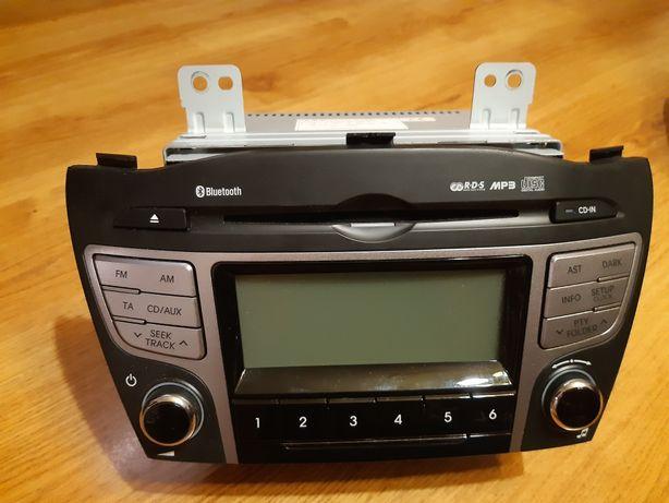 Nowe Radio samochodowe Hyundai ix35