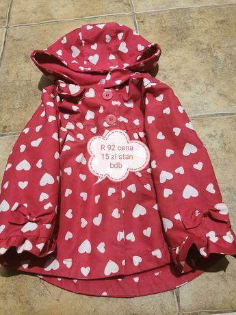 Kurtka bluza bezrekawnik kamizelka paka dla dziecka