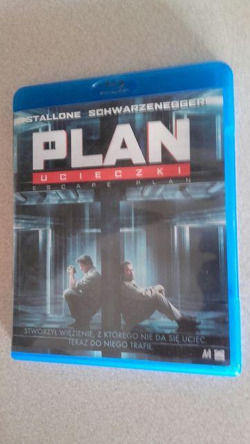 Plan Ucieczki blu-ray