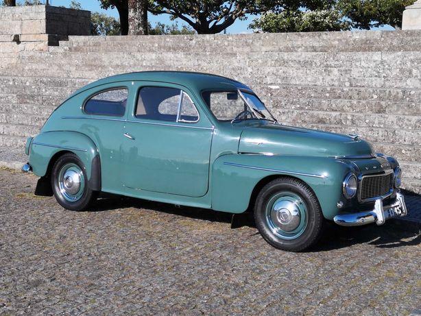 Volvo pv444 ano 1952