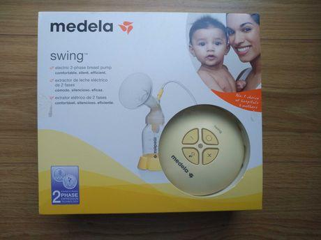 Extrator leite materno, elétrico de 2 fases Medela