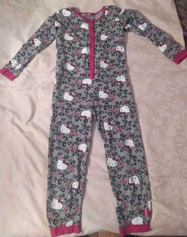 Пижама кигуруми на девочку hello kitty