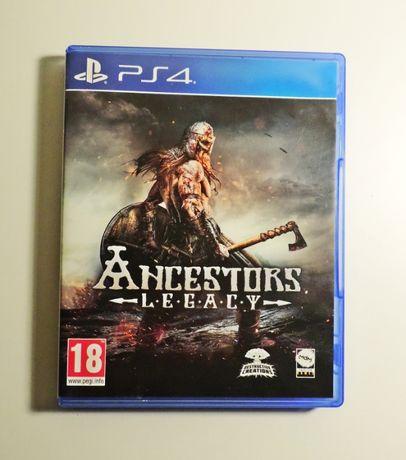 PO POLSKU! Ancestors Legacy PS4 PlayStation 4