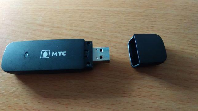 USB модем. МТС Россия. 100 рублей.