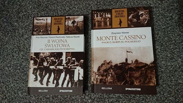2 książki militarne - II wojna światowa