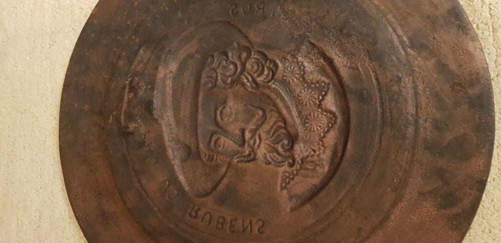 płaskorzeźba okragla antyczna Rubens Słupca - image 1