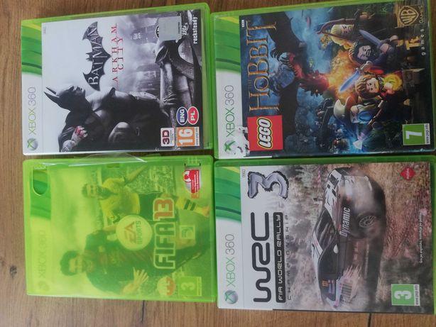 Gry na Xbox 360...