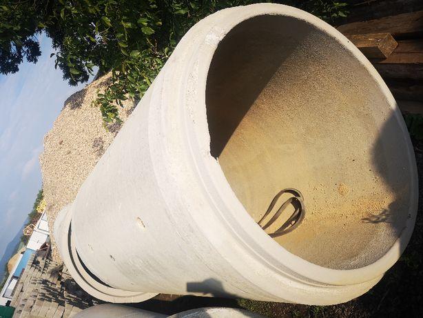 Rura betonowa fi 1400/3000 mm studnia