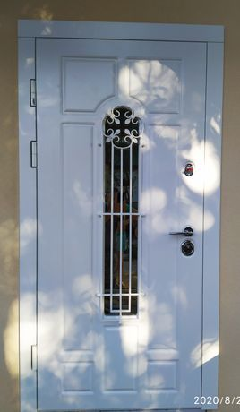 Установка входных (металлических) дверей качественно и недорого!!!