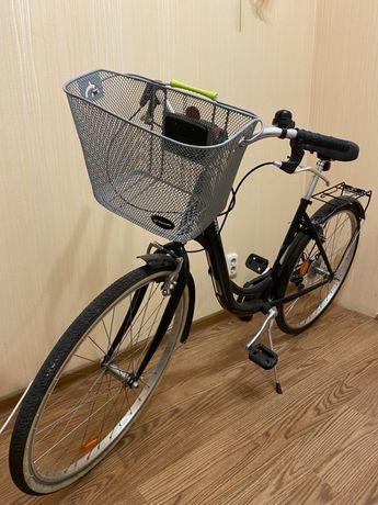 Велосипед дамка B twin