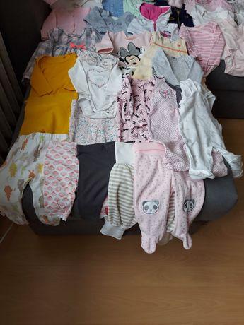 Paka dla niemowlaka 56 i 62 dziewczynka