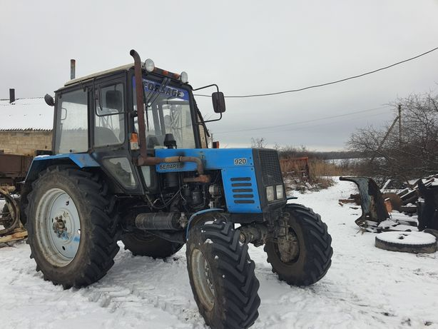МТЗ 920 2007 год