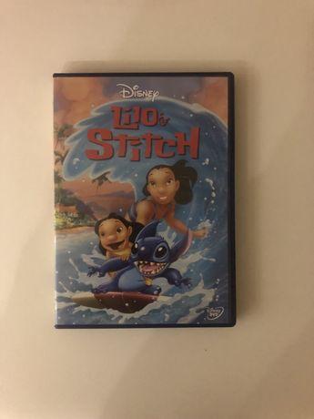 DVD Disney - Lilo & Stitch