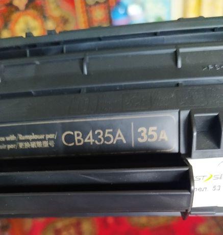 Продам картридж для лазерного принтера HP