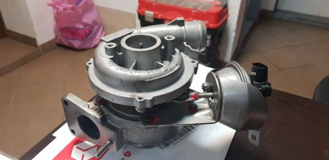 Turbina Ford Volvo 2,0 TDCI 110/115/136/140 KM turbo turbosprężarka