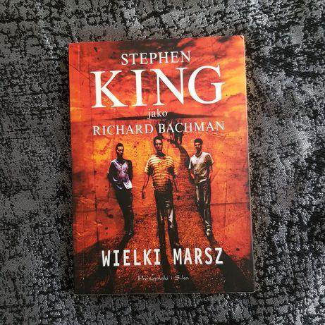 Wielki marsz, Stephen King