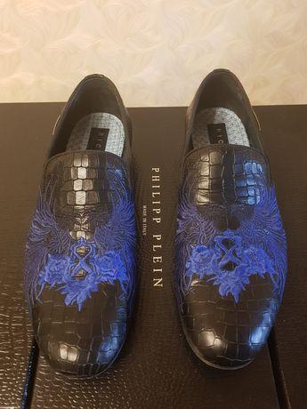 Туфли - мокасины richmond gucci dolce Gabbana billionaire brioni