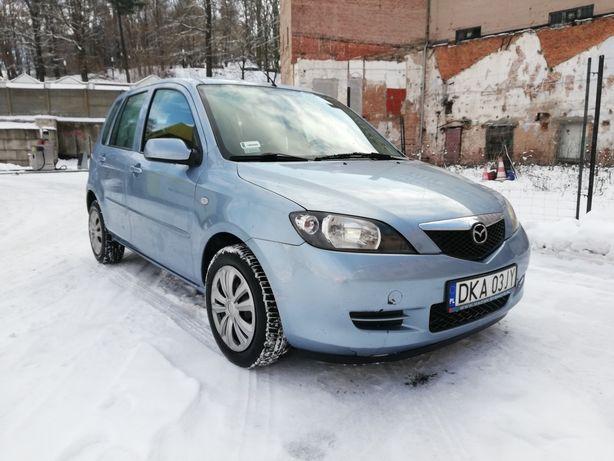 Mazda 2 1.4 diesel. Zadbana.