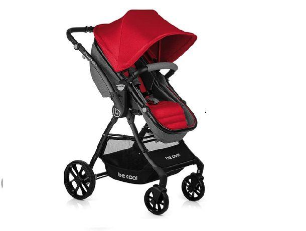Коляска каляска детская дитяча Be Cool 8021 Y12 Spirit Красный