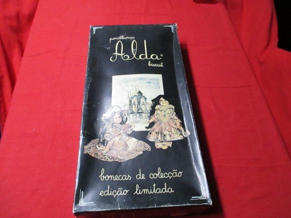 Boneca Alda Biscuit Edição Limitada ( 50 cm Altura ). Parque das Nações - imagem 1