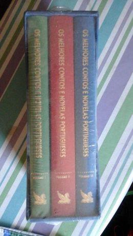 Livros de ficção portuguesa/novelas e contos