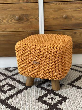 Пуф на ножках пуфтк на ножках Детский стул стульчик Пуфик детский