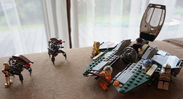 Lego STAR WARS Statek Anakina