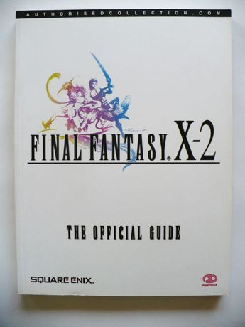 Final Fantasy X-2 The Official Guide 2003