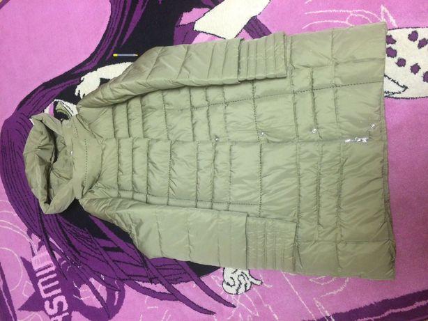 Женское пальто куртка пуховик