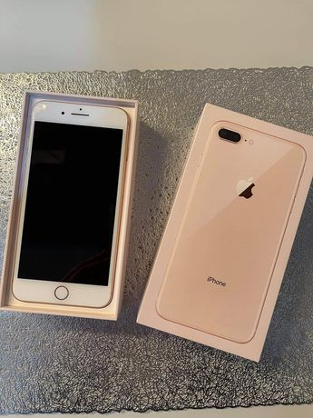 Apple iPhone 8 plus Rose gold 64 gb
