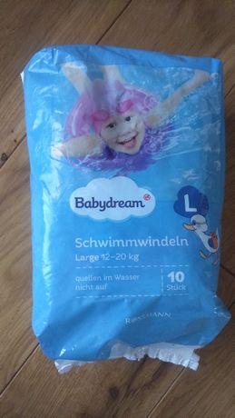 Pieluszki do pływania Babydream L