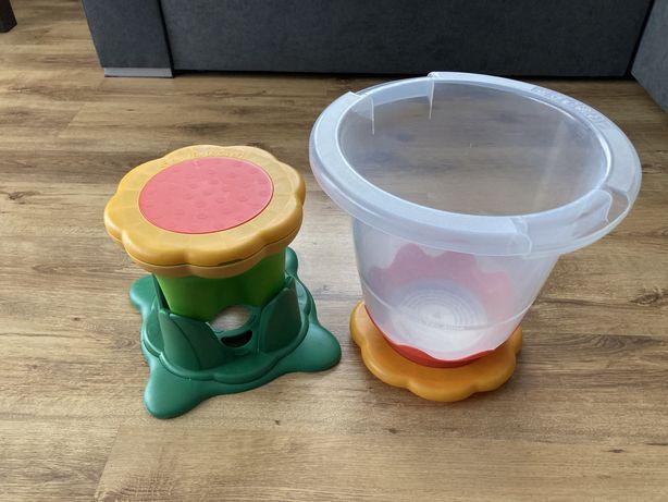 Wiaderko Tummy Tub(zestaw: wiaderko, adapter, podstawka)