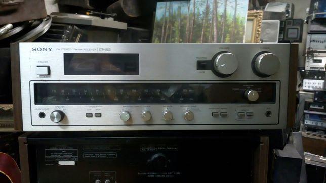 Kultowy Sony STR 4800 Amplituner niesamowote brzmienie!