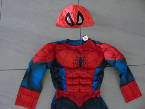 strój karnawałowy Spider-Man 5 lat